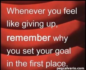 set-goal